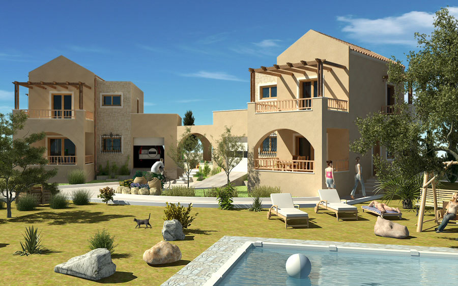 Luxury House for sale in Crete