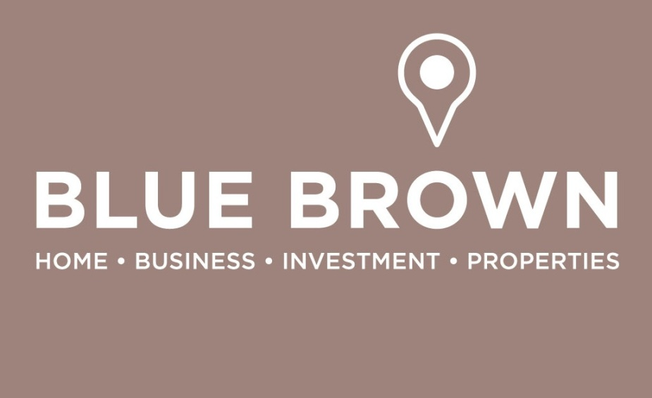 BLUE BROWN